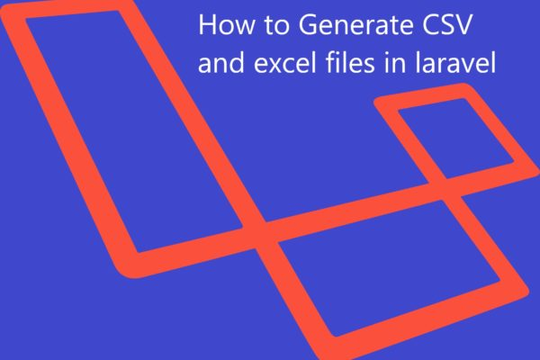 How to Import CSV and excel files in laravel