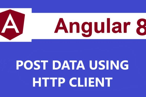 How to Make HTTP POST request in Angular 8
