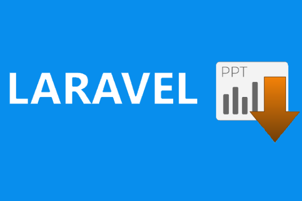 How to generate PPT file in laravel