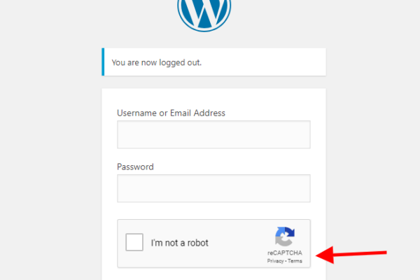 How to add Google reCAPTCHA on WordPress login page