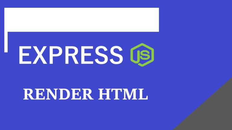 How To Render HTML file in Express JS,handle html file in express js, handle html file in node js, render html file in express js, render html file in node js, render html page in express js, render html content express js, render basic html view in node js express, render html file in express js, how to render html in express js, render html file in node js express
