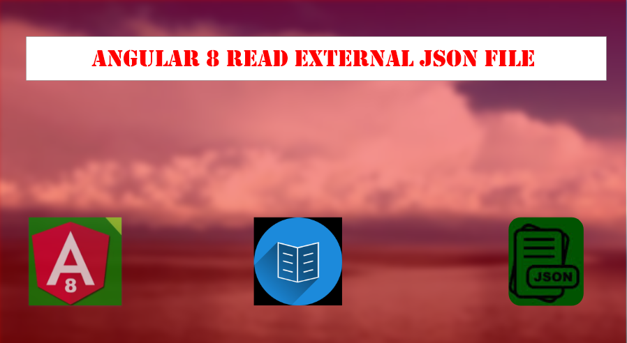 Read an External JSON file in Angular 8