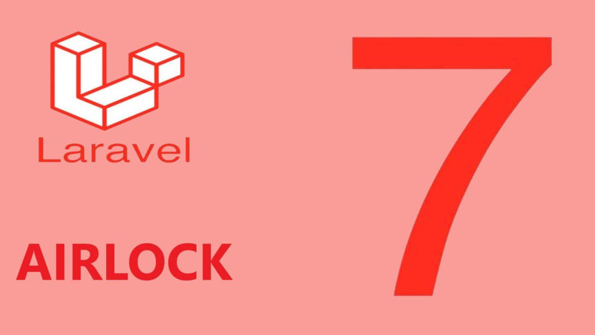 Laravel Airlock feature for API authentication